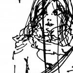 worthless, Dokumentmarker auf Skizzenpapier, Oktober 2013