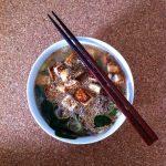Miso-Suppe mit Sesam